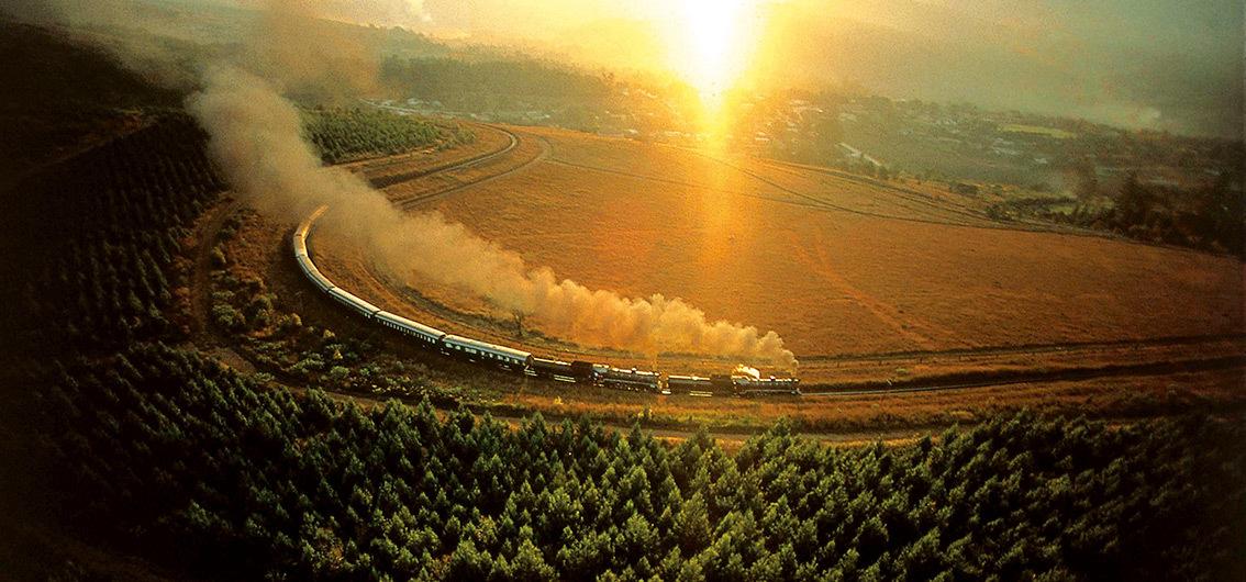 Rovos Rail: Afrikas legendärer Luxus-Zug